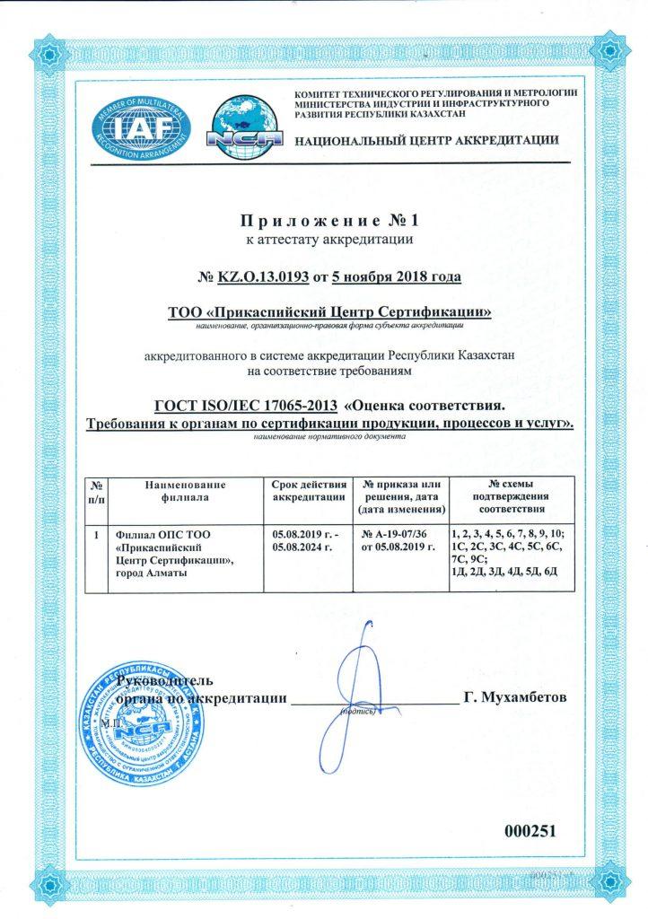 17065 приложение ОПС П Алматы-1